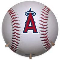 MLB Los Angeles Angels Team Logo Baseball Coat Rack