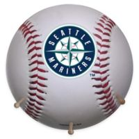 MLB Seattle Mariners Team Logo Baseball Coat Rack