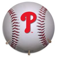 MLB Philadelphia Phillies Team Logo Baseball Coat Rack