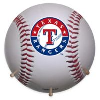 MLB Texas Rangers Team Logo Baseball Coat Rack