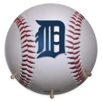 MLB Detroit Tigers Team Logo Baseball Coat Rack