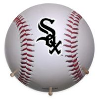 MLB Chicago White Sox Team Logo Baseball Coat Rack