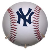 MLB New York Yankees Team Logo Baseball Coat Rack