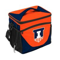 University of Illinois 24-Can Cooler