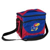 University of Kansas 24-Can Cooler