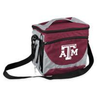 Texas A & M University 24-Can Cooler