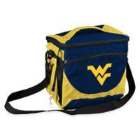 West Virginia University 24-Can Cooler