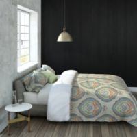 Colorfly™ Nico Full/Queen Duvet Cover Set in Slate