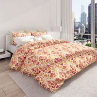 Colorfly™ Sasha King Duvet Cover Set in Sorbet