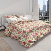 Colorfly™ Tess Full/Queen Duvet Cover Set in Orchid