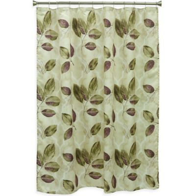 Bacova Mystic Shower Curtain. Buy Luxury Shower Curtain from Bed Bath  amp  Beyond