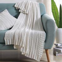 Abode Dublin Knit Throw