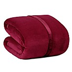 Serasoft® + King Blanket in Crimson