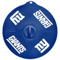 NFL New York Giants 9-Inch Silicone Lid