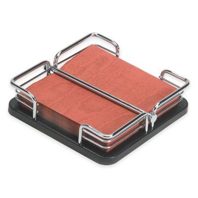 oggi lift bar napkin holder with base