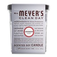 Mrs. Meyer's® Clean Day Lavender Small Jar Candle