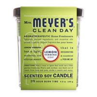 Mrs. Meyer's® Clean Day Lemon Verbena Small Jar Candle