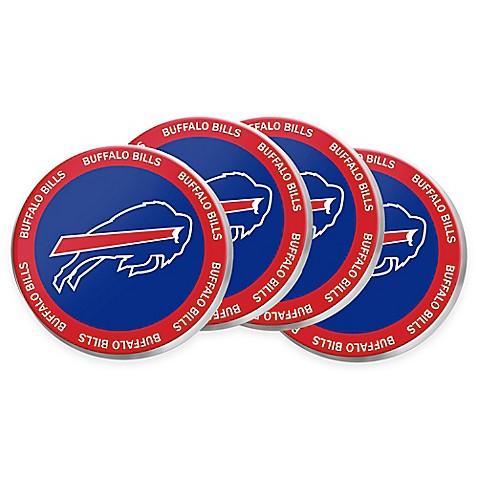 Nfl Buffalo Bills Ring Of Honor Coasters Bed Bath Amp Beyond