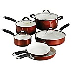 Tramontina® Style Ceramica Metallic Copper 10-Piece Cookware Set
