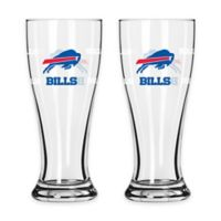 NFL Buffalo Bills Mini Pilsner Glass (Set of 2)