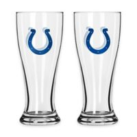 NFL Indianapolis Colts Mini Pilsner Glass (Set of 2)
