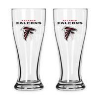 NFL Atlanta Falcons Mini Pilsner Glass (Set of 2)
