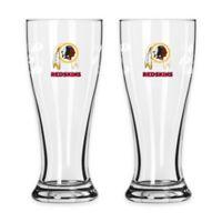 NFL Washington Redskins Mini Pilsner Glass (Set of 2)