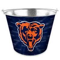NFL Chicago Bears Metal Ice Bucket