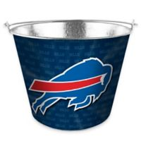 NFL Buffalo Bills Metal Ice Bucket