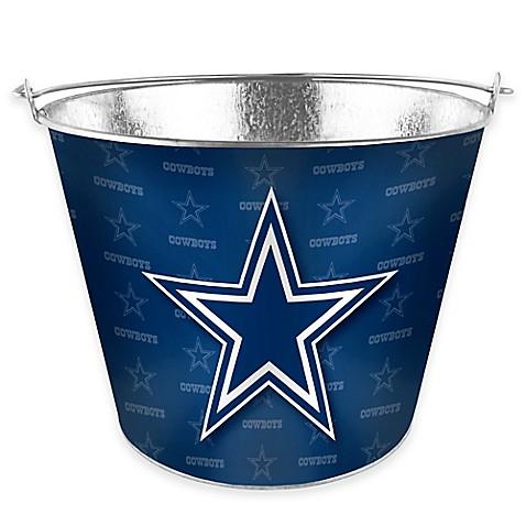 NFL Dallas Cowboys Metal Ice Bucket. NFL Dallas Cowboys Metal Ice Bucket   Bed Bath  amp  Beyond