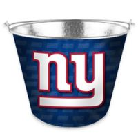 NFL New York Giants Metal Ice Bucket