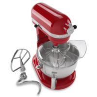 KitchenAid® Professional 600™ Series 6-Quart Bowl Lift Stand Mixer in Empire Red