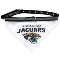 NFL Jacksonville Jaguars Large Pet Collar Bandana