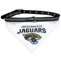 NFL Jacksonville Jaguars Medium Pet Collar Bandana