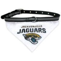 NFL Jacksonville Jaguars Small Pet Collar Bandana