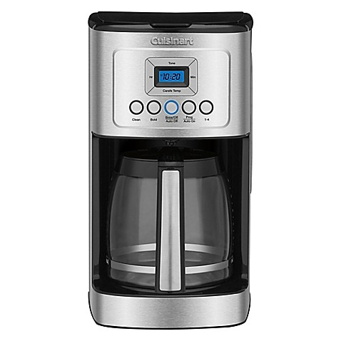 Cuisinart Programmable  Cup Coffee Maker Bed Bath Beyond