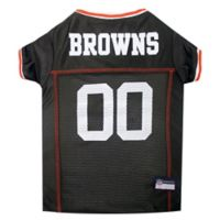 NFL Cleveland Browns Small Pet Jersey