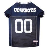 NFL Dallas Cowboys Medium Pet Jersey