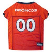 NFL Denver Broncos Medium Pet Jersey