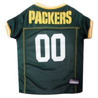 NFL Green Bay Packers X-Small Pet Jersey