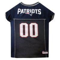 NFL New England Patriots Large Pet Jersey