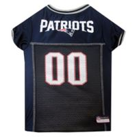 NFL New England Patriots Small Pet Jersey