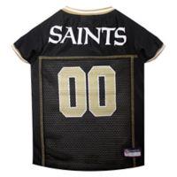 NFL New Orleans Saints Small Pet Jersey