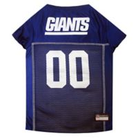 NFL New York Giants Medium Pet Jersey