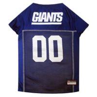 NFL New York Giants X-Small Pet Jersey