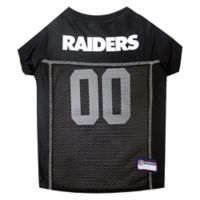 NFL Oakland Raiders Large Pet Jersey