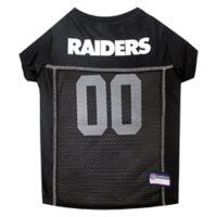 NFL Oakland Raiders Small Pet Jersey