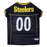 NFL Pittsburgh Steelers X-Small Pet Jersey