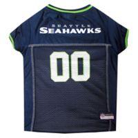 NFL Seattle Seahawks X-Small Pet Jersey