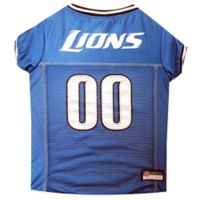 NFL Detroit Lions Medium Pet Jersey